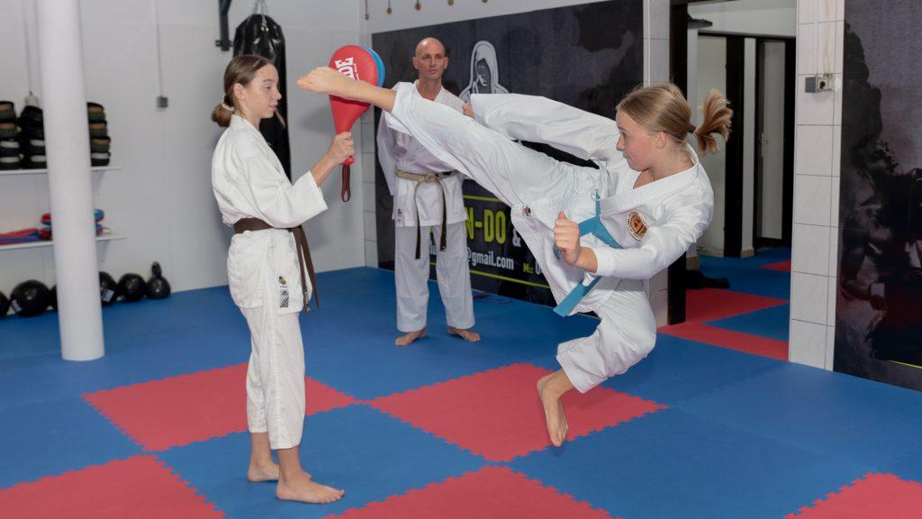 Fight Club Shony Karate Teakwondoo