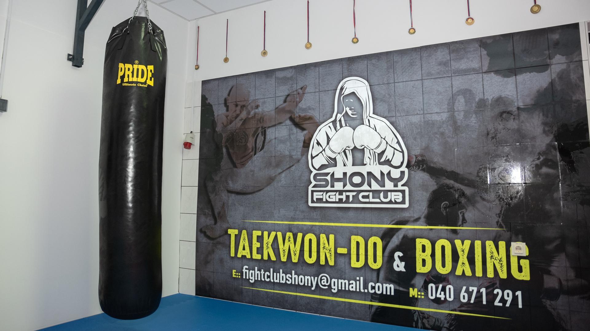 Fight Club Shony Do-Jo
