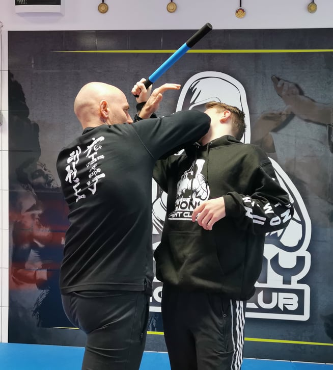 Fight Club Shony Self Defence